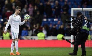 Ronaldo a inscirt un quadruplé face à Gérone en Liga.