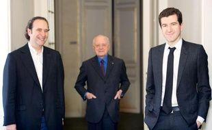 Xavier Niel, Pierre Bergé et Matthieu Pigasse, déjà propriétaires du groupe Le Monde, vont racheter la majorité du Nouvel Observateur, dont son fondateur Claude Perdriel gardera le reste, a indiqué à l'AFP mercredi une source proche du dossier, confirmant une information du site des Echos.