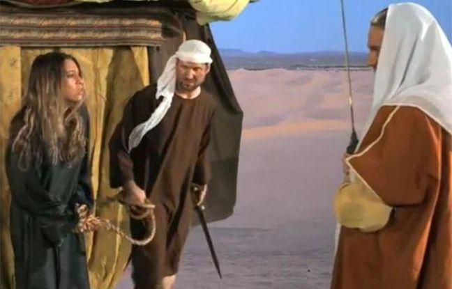 Capture d'écran du film, «L'Innocence des musulmans», réalisé par Sam Bacile.