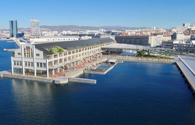 « La passerelle », le nom du projet retenu pour le J1 à Marseille.