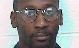 Troy Davis, condamné à mort pour le meurtre d'un policier en Géorgie (Etats-Unis).