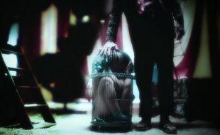 Capture d'écran d'un trailer de