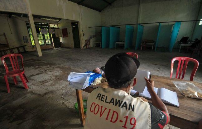 Coronavirus: Des Indonésiens condamnés à vivre leur quarantaine dans une «maison hantée»