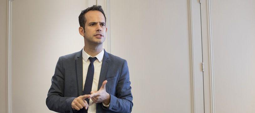 Boris Saragaglia est le PDG de Spartoo, qui vient de racheter les actifs de la marque JB Martin.