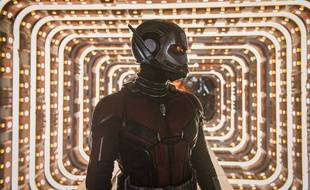 Paul Rudd dans Ant-Man et la guêpe de Peyton Reed