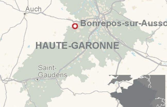 La commune de Bonrepos-sur-Aussonnelle, en Haute-Garonne.