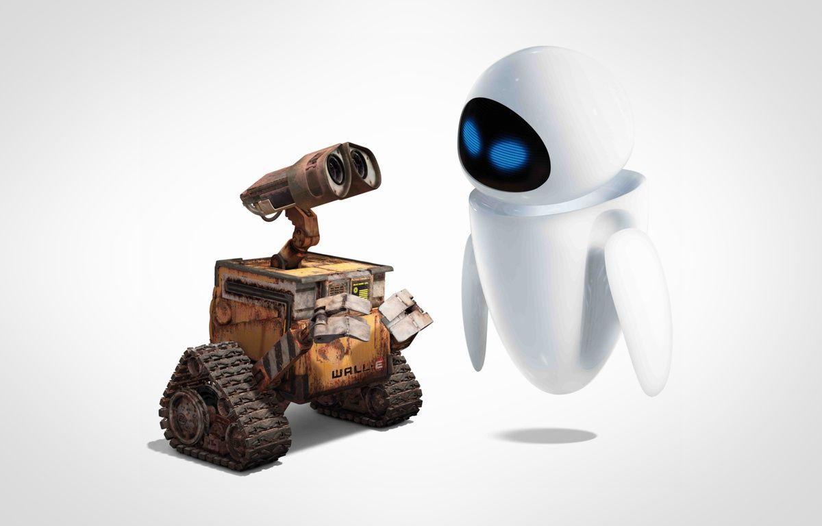 Les robots du film d'animation «Wall-E». – DISNEY/PIXAR