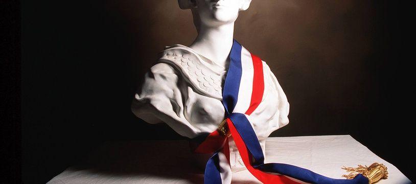 Marianne, symbole de la République