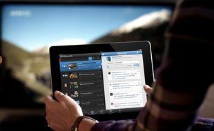 L'application de guide TV social Followatch.
