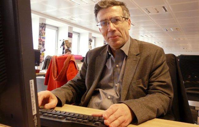 Guillaume Duval, rédacteur en chef du mensuel Alternatives Economiques