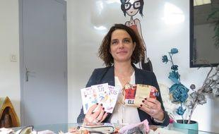 Maman et entrepreneuse rennaise, Edita Rebours lance un guide pour aider les ados dans leur premier rapport sexuel.