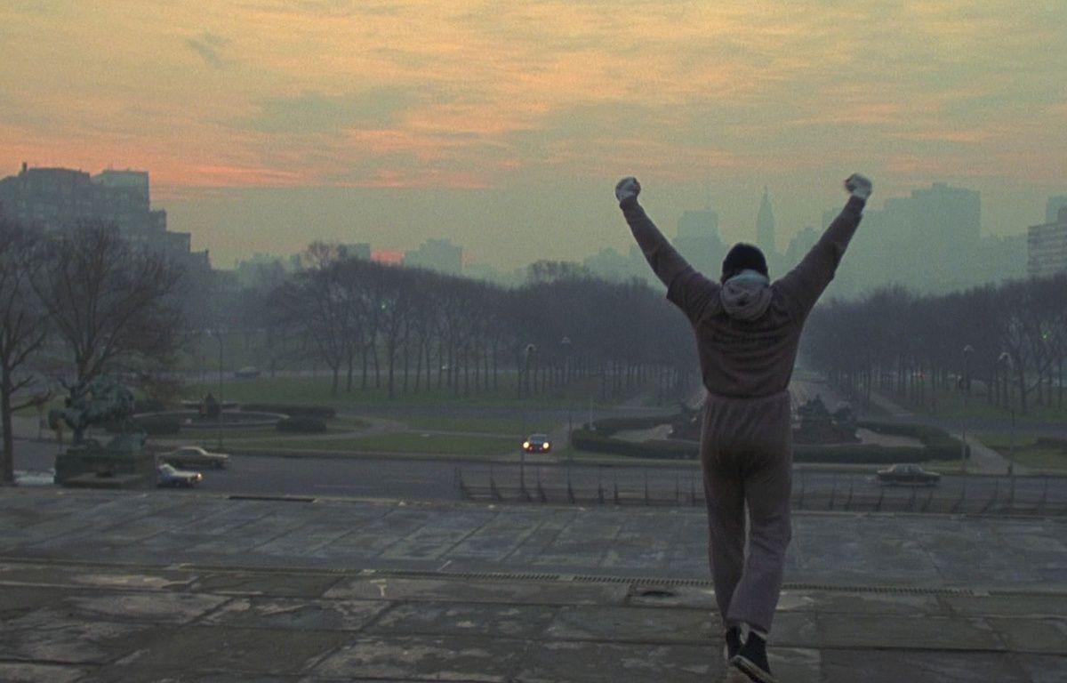 Le premier Rocky, réalisé par John G. Avildsen, sera projeté samedi (21h30) à l'Institut Lumière (Lyon 8e). – Rocky