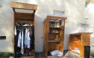 La Boîte utile du quartier Saint-Felix à Nantes