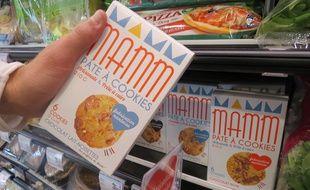 Les boîtes de Mamm Cookies sont disponibles en supermarchés