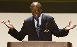 Jack Warner, ancien président de la Concacaf, en 2011.