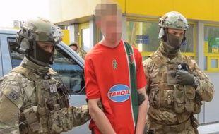 Un Français accusé de préparer des attentats lors de l'Euro en France a été arrêté en Ukraine