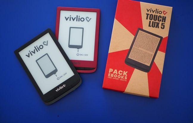Vivlio a fait le choix d'un packaging 100% carton pour sa Touch Lux 5.