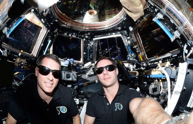 Vis ma vie de Thomas Pesquet: Une balade dans l'ISS grâce à Google, ça vous tente?