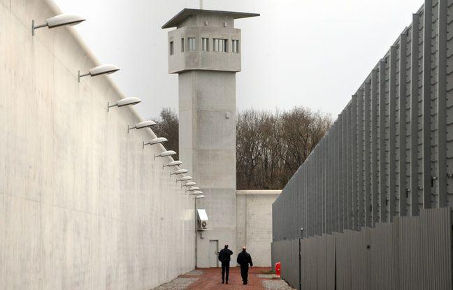 Vue de la prison de Roanne.