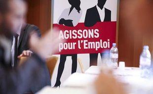 Forum pour l'emploi à Toulouse le 4 février 2013.