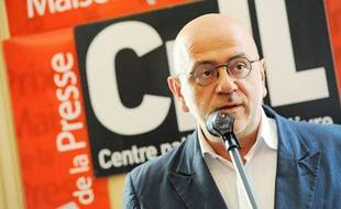 Jean-François Colosimo, ex-président du Centre National du Livre
