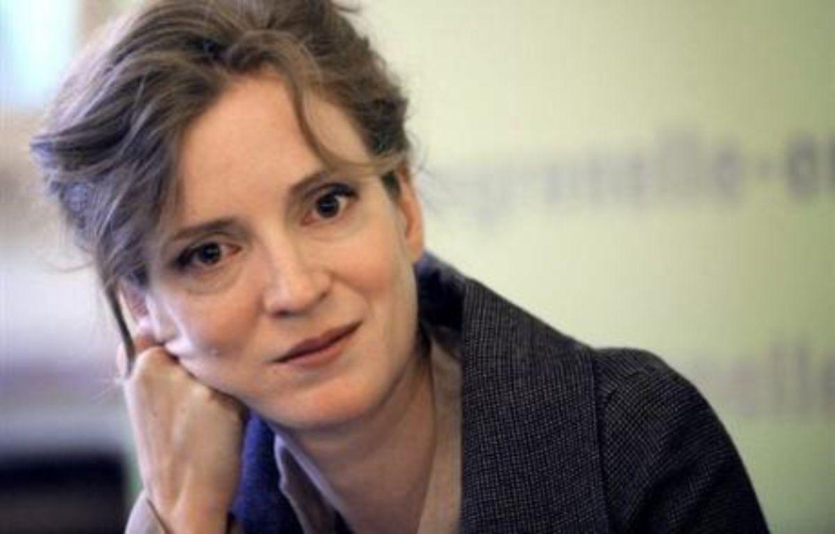 Nathalie Kosciusko-Morizet, le 30 avril 2008 à Paris – Stephane de Sakutin AFP/Archives