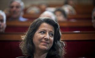Agnès Buzyn, ministre de la Santé à Paris le 12 septembre 2019