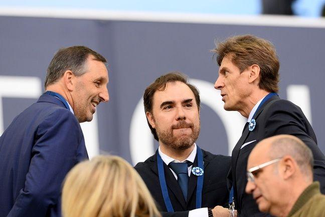 L'entente cordiale est terminé entre Joe DaGrosa, Hugo Varela et Frédéric Longuépée.