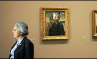 """L'exposition """"Cézanne et Pissarro 1865-1885"""" qui s'est achevée dimanche 28 mai au musée d'Orsay a accueilli plus de 400.000 visiteurs, soit plus de 5.000 par jour, se félicite jeudi le musée dans un communiqué."""