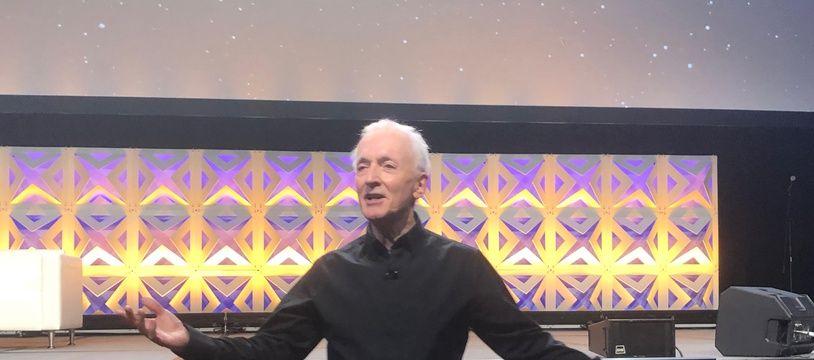 Anthony Daniels à Star Wars Celebration le 14 avril 2019