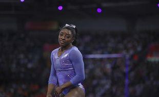 La quadruple championne olympique Simone Biles fait partie des victimes du docteur Larry Nassar.