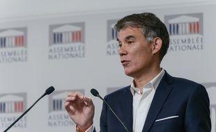 Olivier Faure, député de Seine-et-Marne, Premier secrétaire du Parti socialiste s'est réjoui de la victoire du bloc social-écologiste.