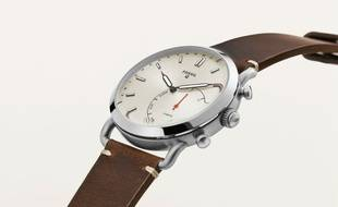 La montre hybride Q de la marque Fossil.