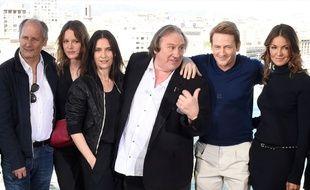 Le Casting de la série «Marseille».