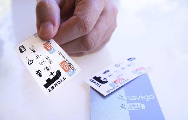 Contrairement au pass Navigo, le prix du ticket à l'unité reste inchangé, à 1,90 euros.