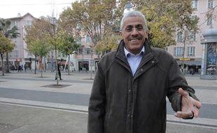 Boubekeur Bekri, recteur de la mosquée Al Forqane de l'Ariane et vice-président du conseil régional du culte musulman en Paca, officie en tant que mentor à Nice.