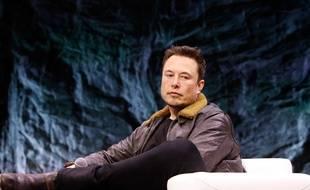 Elon Musk, le 11 mars 2018 lors du Festival SXSW à Austin.