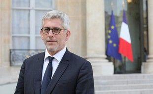 Frédéric Valletoux est le président de la Fédération hospitalière de France (FHF).