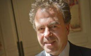 Luc Chatel, le ministre de l'Education nationale, hier.