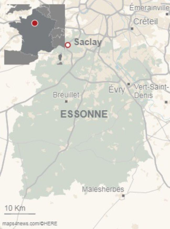 Saclay (Essonne).