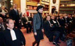 La garde des Sceaux Rachida Dati a annoncé à Colmar la suppression de deux tribunaux de grande instance (TGI) en Franche-Comté et le maintien des quatre TGI alsaciens, dans le cadre de la réforme de la carte judiciaire.