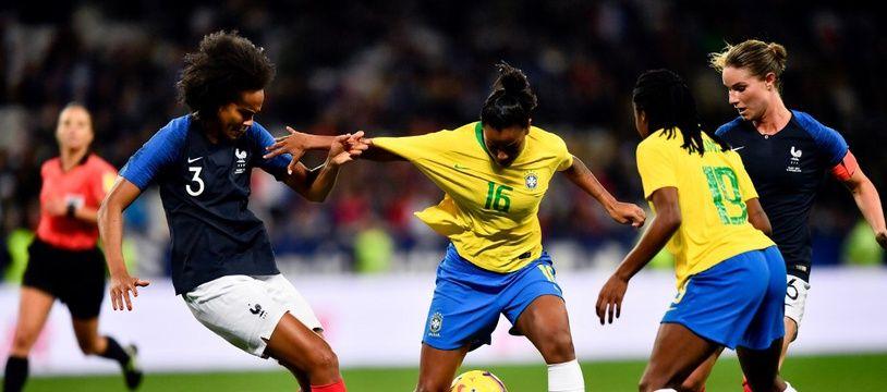 Mondial Feminin France 2019 Calendrier.Coupe Du Monde Feminine 2019