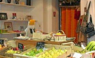 Artisans du monde promeut des aliments bio et équitables.