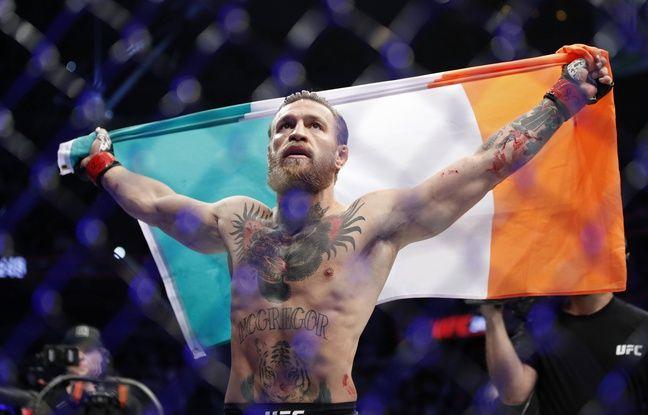 UFC : Pour son grand retour, Conor McGregor a massacré le pauvre Donald Cerrone en 40 secondes