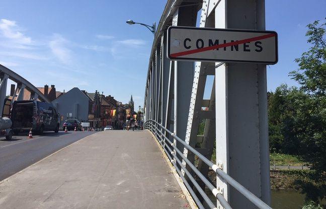 Le pont de la rivière Seum
