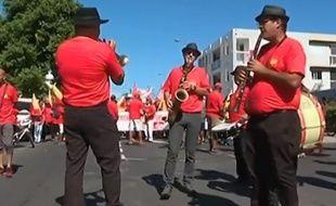 A La Réunion, les syndicats ont manifesté en ordre dispersé ce mercredi 1er mai 2019.