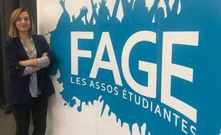 Orlane Fraçois, présidente de la Fage