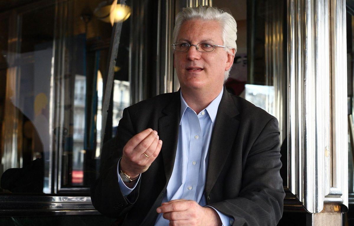 François Baccheta, directeur Easyjet France. –  CHAUVEAU/SIPA