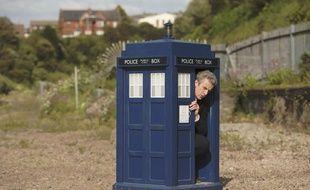 Extrait de la saison 8 de la série britannique «Doctor Who».