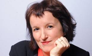 Anne Roumanoff, le 16 juin 2015.